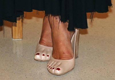 Le incredibili scarpe di Carolina di Monaco  2264e106e7c
